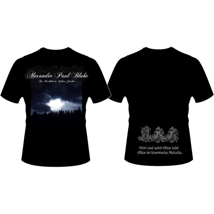 Alexander Paul Blake - Die Rückkehr ins Goldene Zeitalter T - Shirt