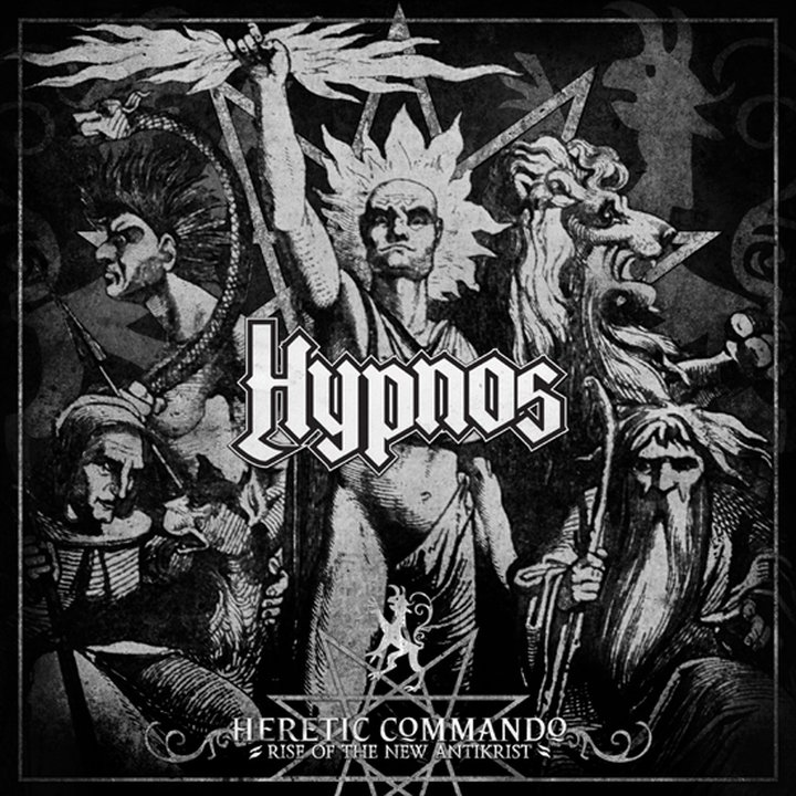 Hypnos - Heretic Commando Digi-CD+DVD