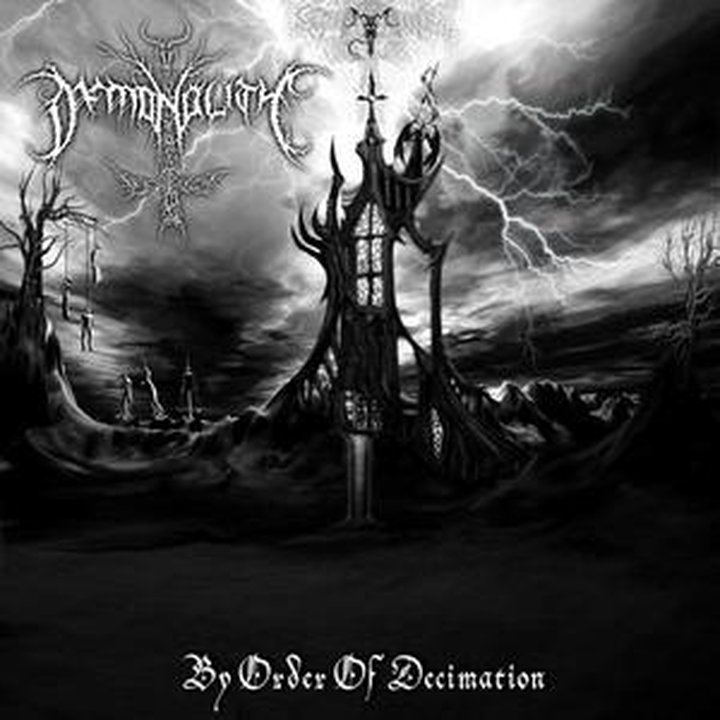 Daemonolith - By Order Of Decimation Digi-CD