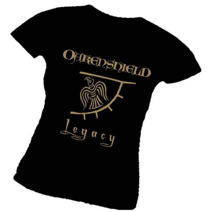 Oakenshield - Legacy Girlie T - Shirt
