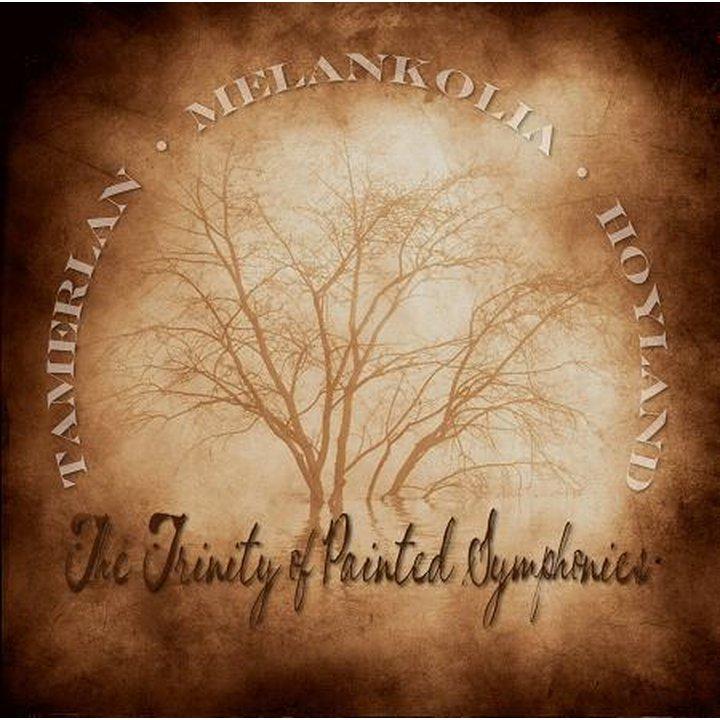 Tamerlan - Hoyland - Melankolia  Split-CD