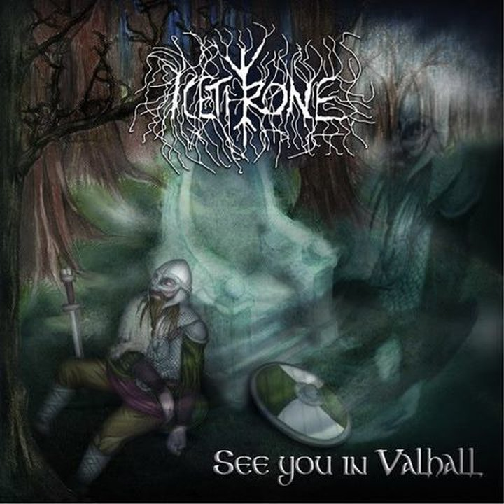 Icethrone - See you in Valhall CD