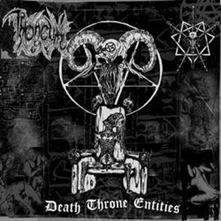 Throneum - Death Throne Entities LP