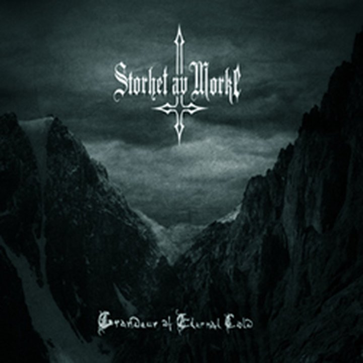Storhet Av Morke - Grandeur of Eternal Cold Digi-CD