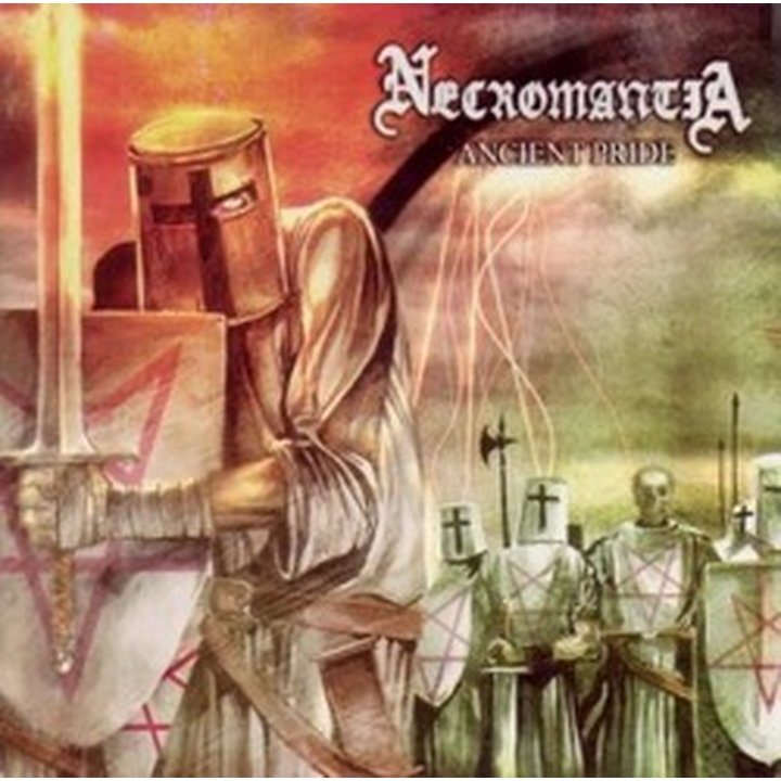 Necromantia - Ancient Pride Digi-CD