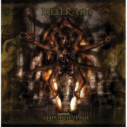 Melek -Tha - Apokalypsia CD