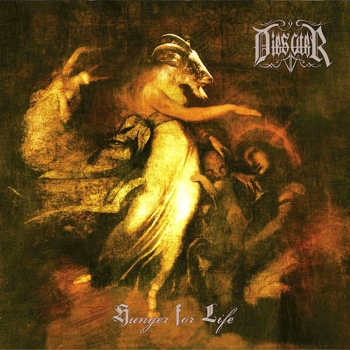 Dies Ater - Hunger For Life CD