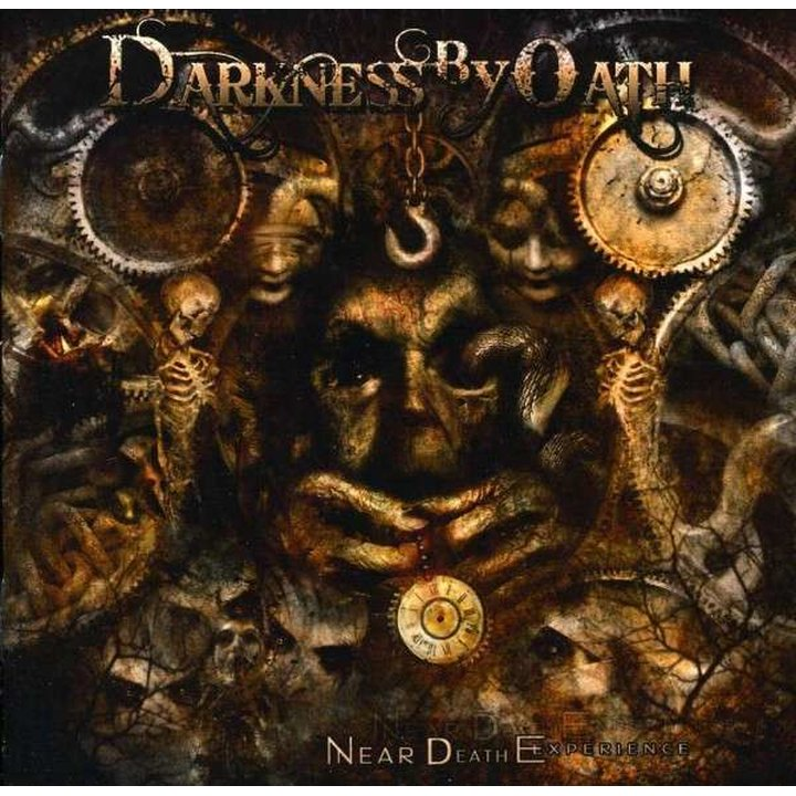 Darkness By Oath - Near Death Experience CD