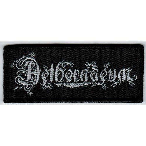 Aethernaeum - Logo Aufnäher