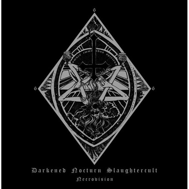 Darkened Nocturn Slaughtercult - Necrovision CD