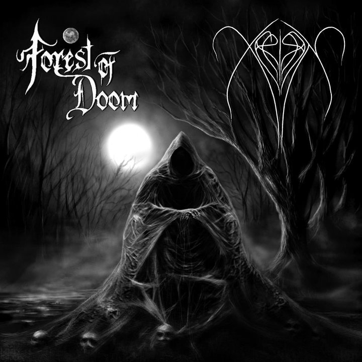 Forest Of Doom / Xerión - Split LP