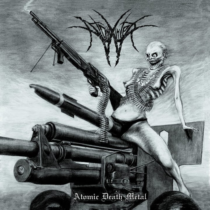 Atomwinter - Atomic Death Metal CD