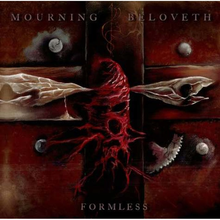Mourning Beloveth - Formless DCD