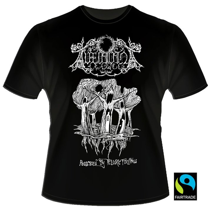 Lux Divina - Possessed  By Telluric Feelings T-Shirt