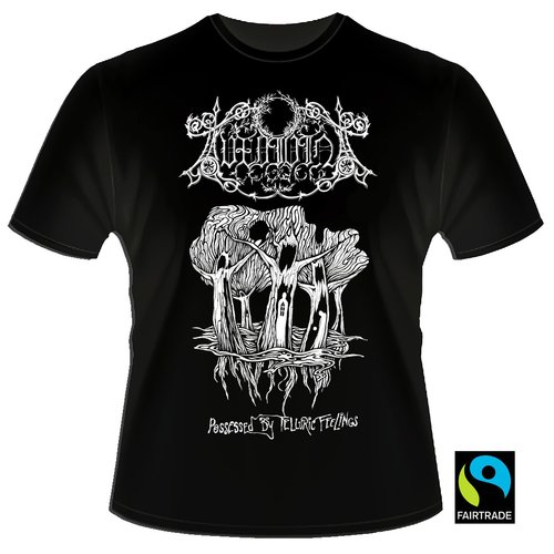 Lux Divina - Possessed  By Telluric Feelings T-Shirt