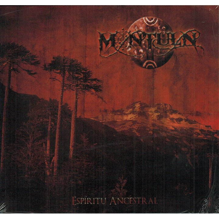 Montulun - Espiritu Ancestral Digi-CD