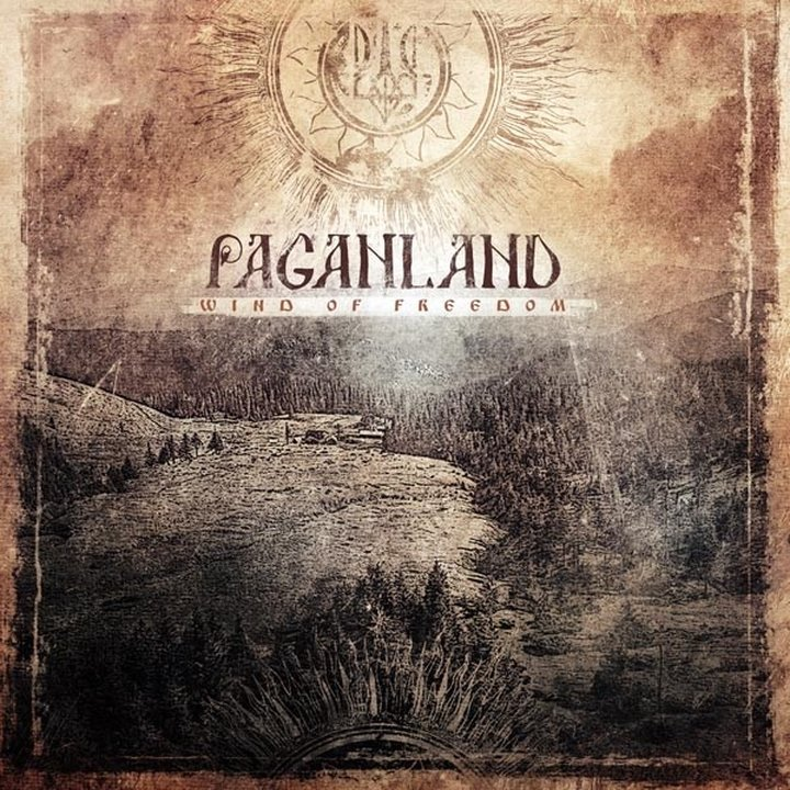 Paganland - Wind Of Freedom CD