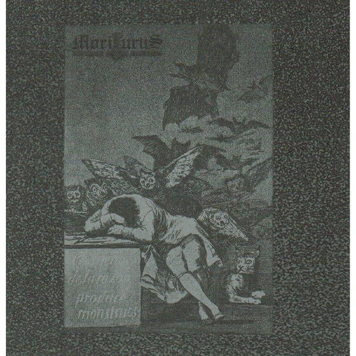 Moriturus - Gdy Rozum Spi Budza Sie Upiory CD