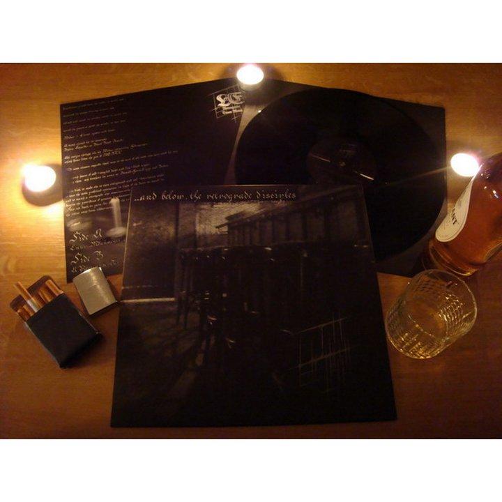 Licht Erlischt... - ...And Below, The Retrograde Disciples LP + Poster