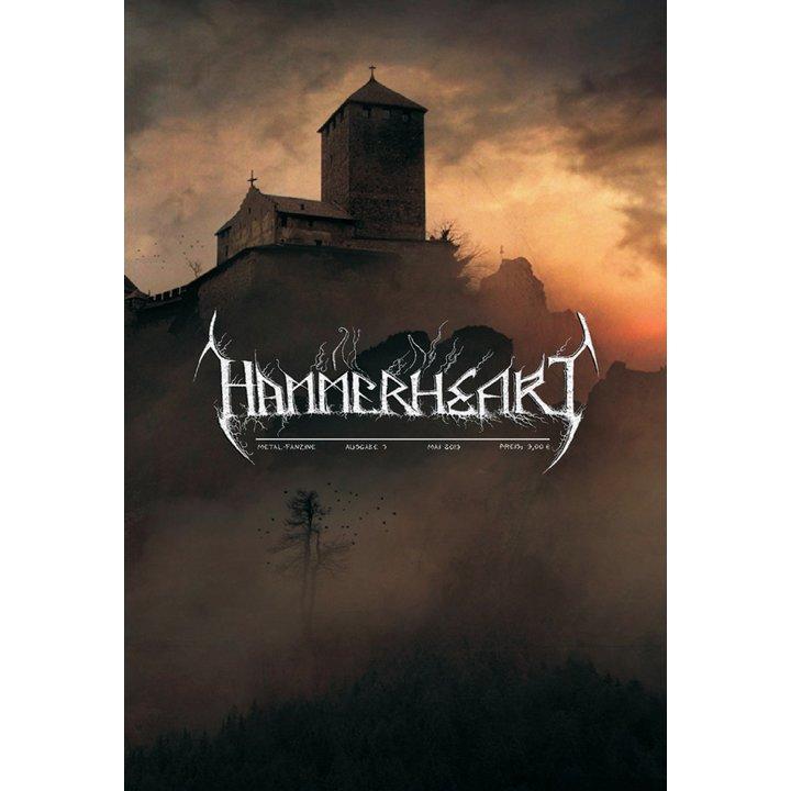 Hammerheart # 7 Magazin