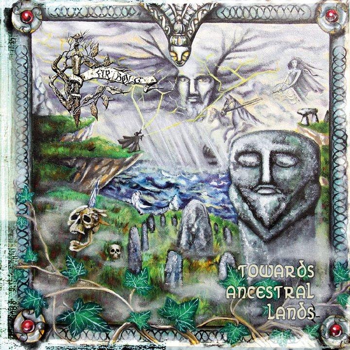 Fir Bolg - Towards Ancestral Lands CD