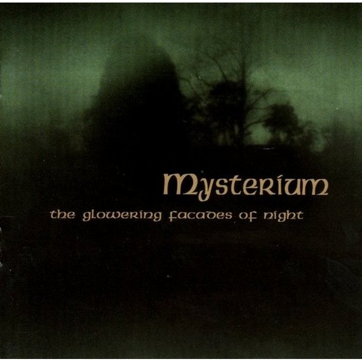 Mysterium - The glowering facades of night CD