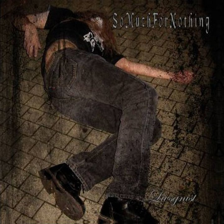 So Much For Nothing - Livsgnist  LP