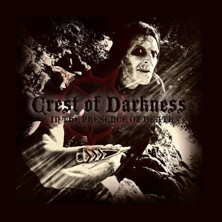 Crest of Darkness - In The Presence Of Death Digi-CD