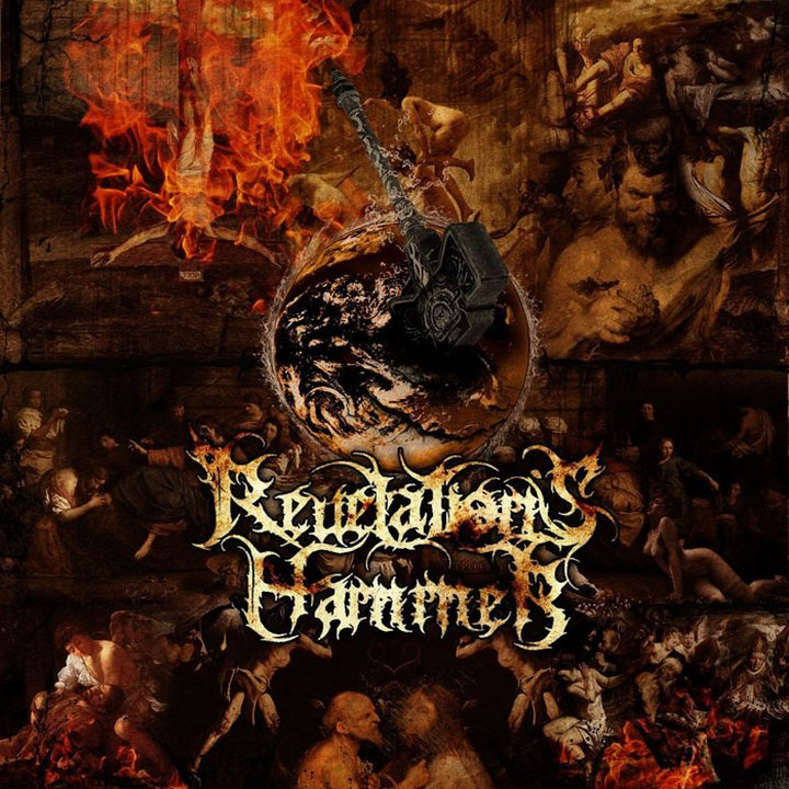 Revelation`s Hammer - Revelations Hammer CD