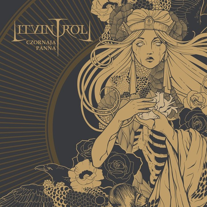 Litvintroll - Czornaja Panna CD