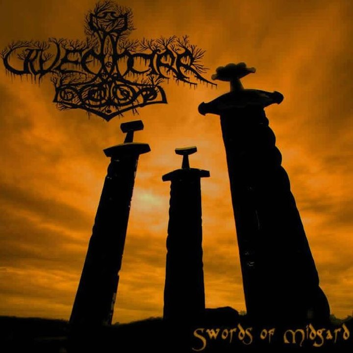 Ulvedharr - Swords of Midgard CD