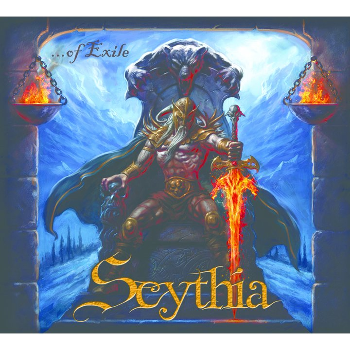 Scythia - ...of Exhile  Digi-CDR