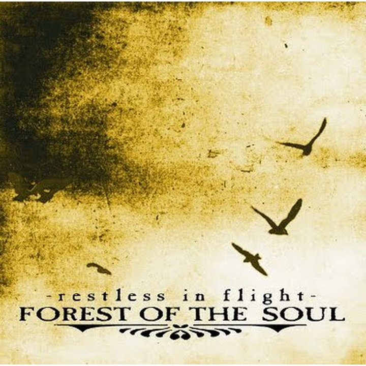Forest Of The Soul - Restless in Flight  Dig-CD