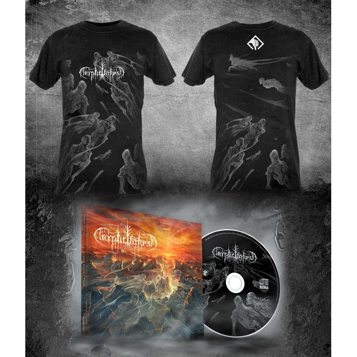 Cryptic Forest - Ystyr Digi-CD + T-Shirt