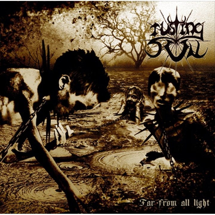 Rusting Sun - Far From All Light CD