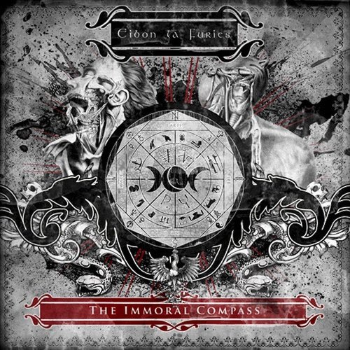 Eibon La Furies - The Immoral Compass CD