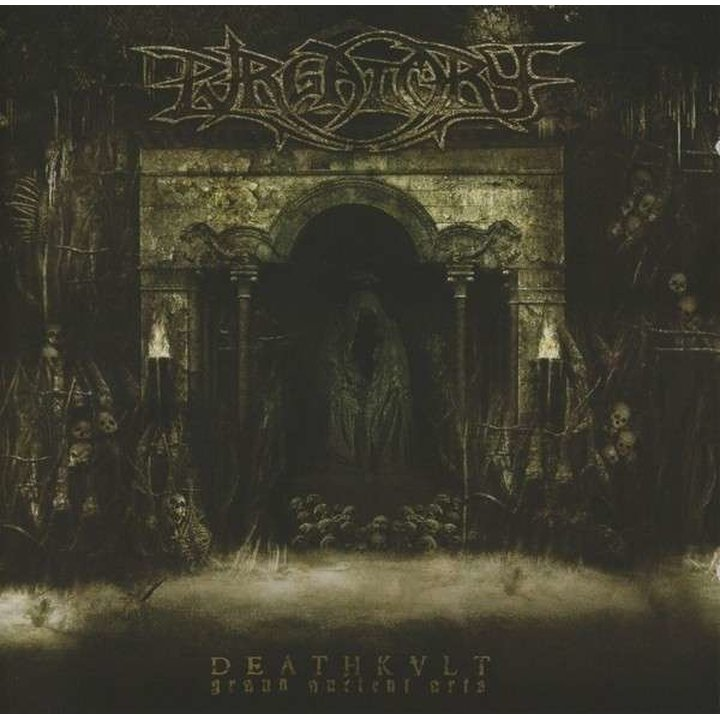 Purgatory - Deathkvlt - Grand Ancient Arts CD