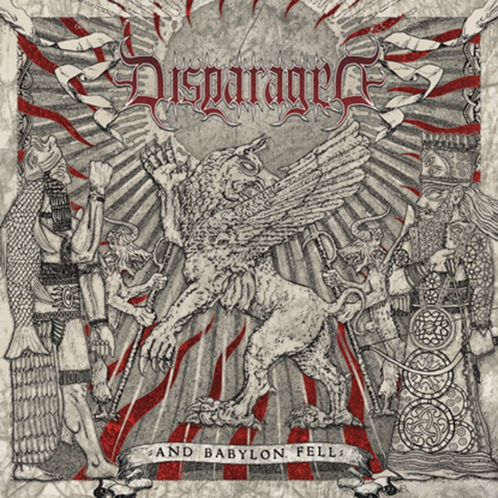 Disparaged - And Babylon Fell CD