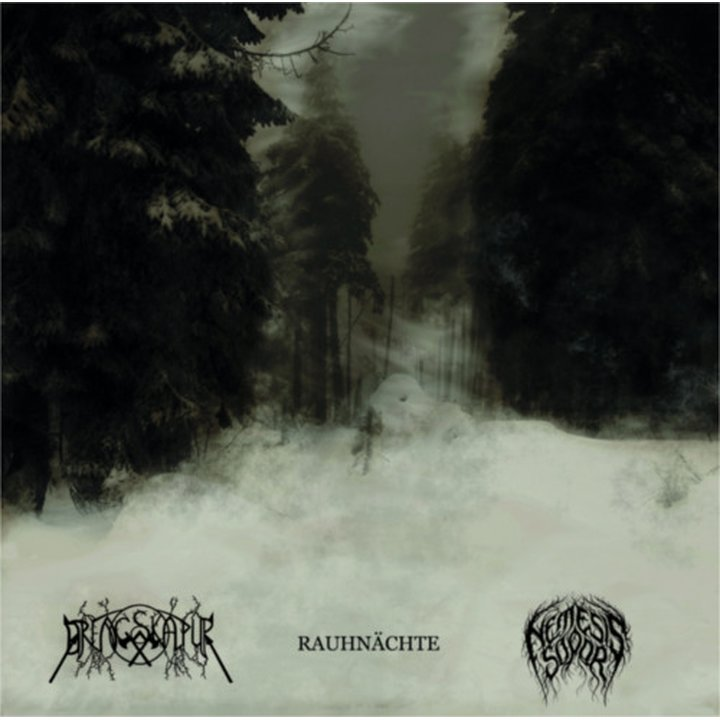 Drengskapur  / Nemesis Sopor - Rauhnächte ( Split)  CD