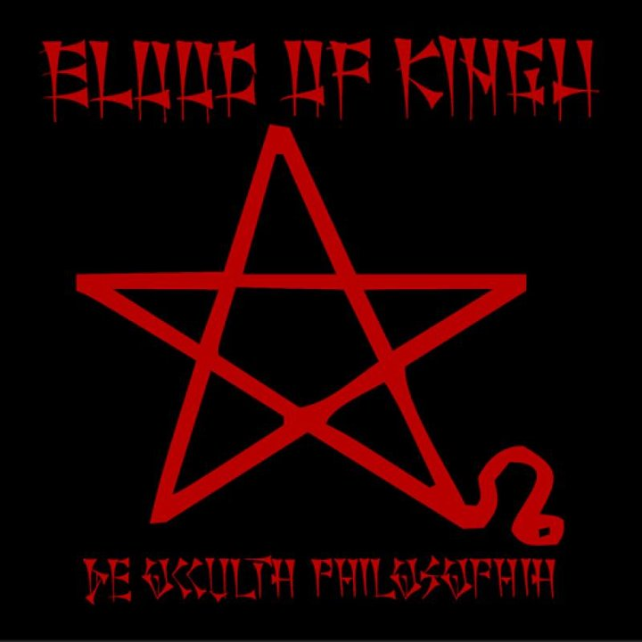 Blood Of Kingu - De Occulta Philosophia Digi-CD