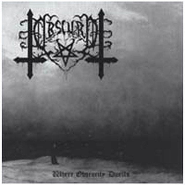 Obscuro - Where Obscurity Dwell CD