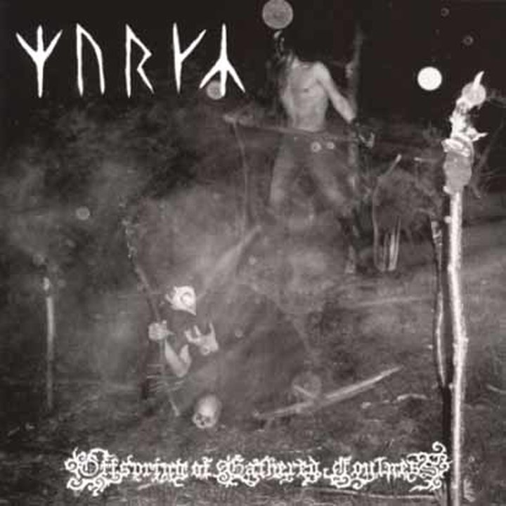 Myrkr - Offspring Of Gathered Foulness CD