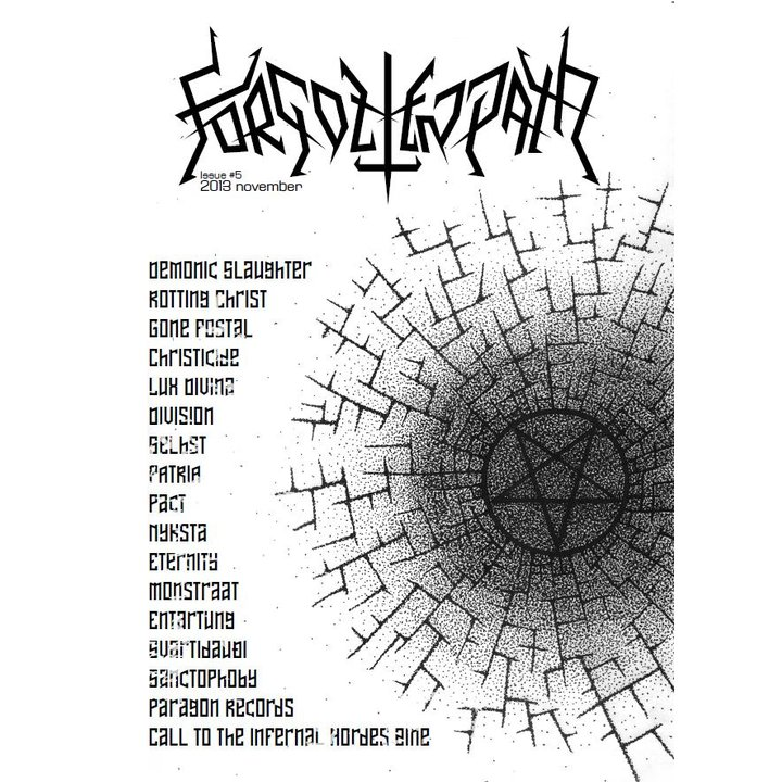 Forgotten Path Magazine # 5
