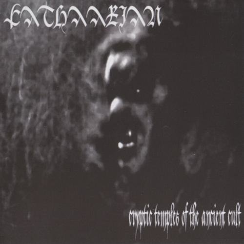 Kathaarian - Cryptic Temple of the Ancient Cult CD