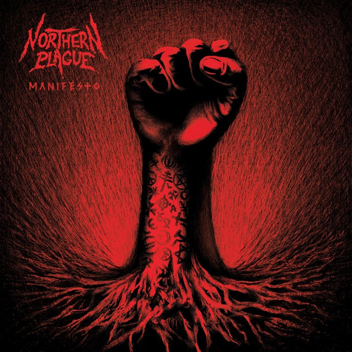 Northern Plague - Manifesto  Digi-CD