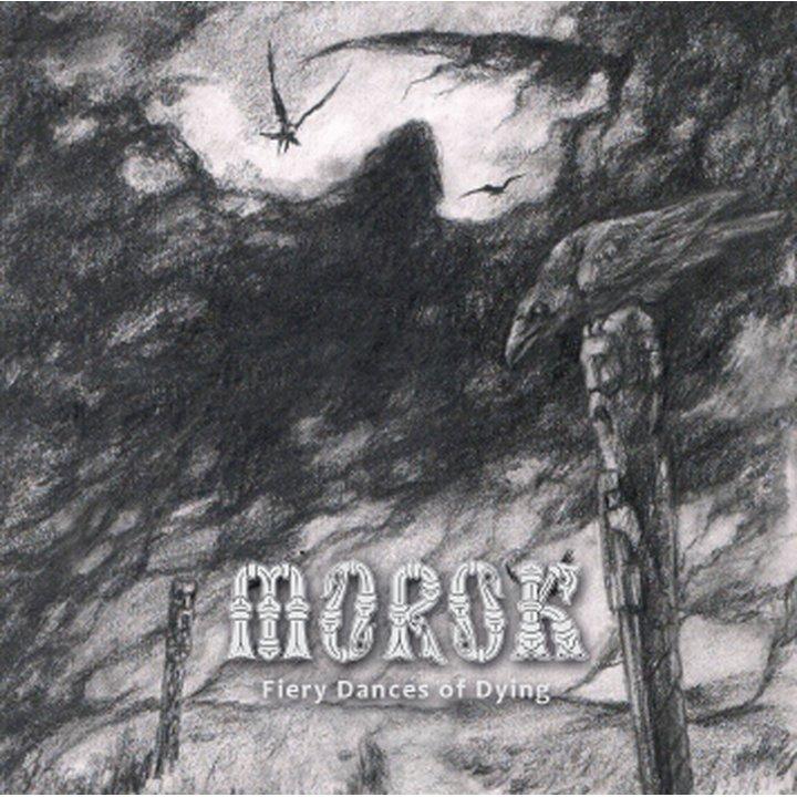 Morok - Fiery Dances Of Dying CD
