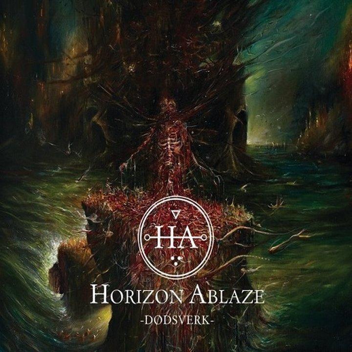 Horizon Ablaze - Dødsverk Digi-CD