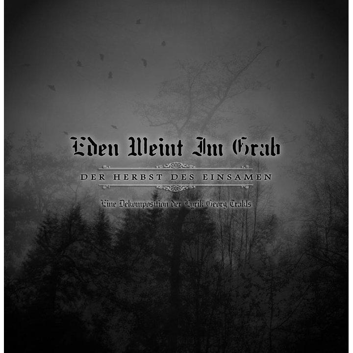 Eden Weint Im Grab - Der Herbst des Einsamen CD