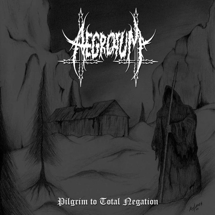 Aegrotum - Pilgrim To Total Negation CD