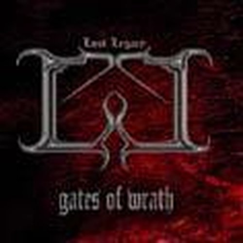 Lost Legacy - Gates of Wrath CD